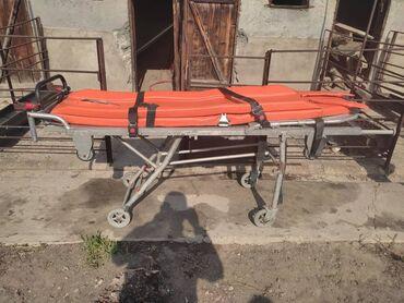 новые вакансии посудомойщица уборщица in Кыргызстан | ПЛАТЬЯ: Продаю каталку от скорой помощи.Стоял на спринтере, есть платформа.В