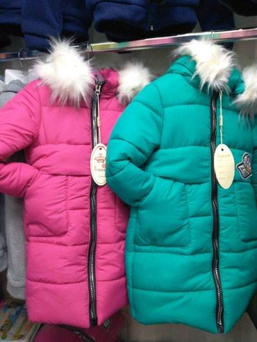 детская куртка в Кыргызстан: Продаю детские куртки (девочка)оптом и в розницу в наличии 5 цветов