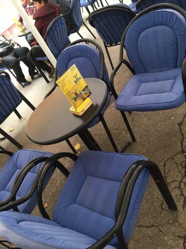 Nameštaj - Indija: Hit cena Sto i 4 stolice 15 komada