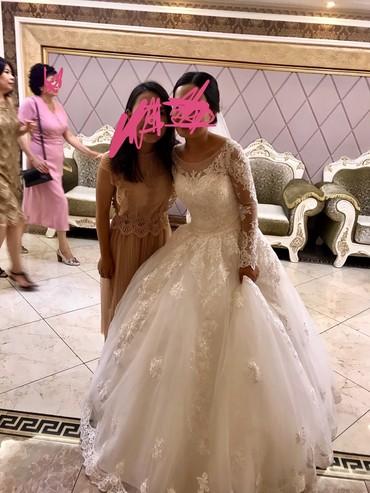На продажу платье мечты ! шикарное свадебное платье! итальянский дизай