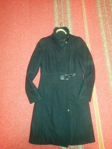 Пальто - Сокулук: Продаю женское пальто фирмы mango,размер 42-44 в идеальном