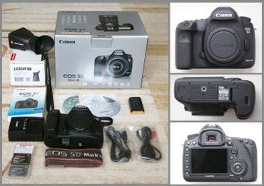 Продаю Canon 5D Mark3 в отличном состоянии с в Бишкек