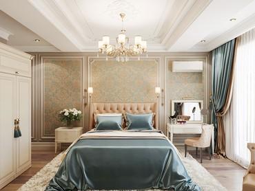 Дизайн спальни в Бишкеке в Бишкек