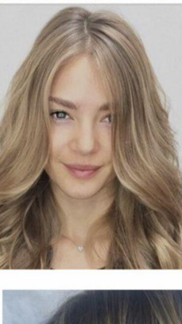 fast hair straightener в Кыргызстан: Женский Мастер со стажем стрижки покраски сложное окрашивание
