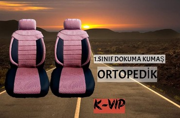 - Azərbaycan: Avtomobil oturacaqları üçün üzlükləri.Türkiyə istehsalı.Hər marka