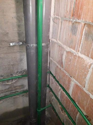 Vodovod i kanalizacija ugradnja nove i adaptacija stare mreže! - Crvenka - slika 3
