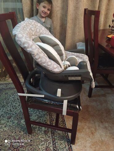 Детский мир - Кемин: Стульчик Booster переходит от кормления младенцев к кормлению для