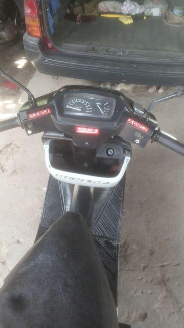 Suzuki в Ак-Джол: Скутер Suzuki adreass 100В хорошем состоянииЕсть нюансыОтвечу