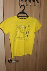 одежда для детей в Кыргызстан: ENDO.Продаю фирменную детскую футболку .Размер 134. На 9-10 лет. Брал