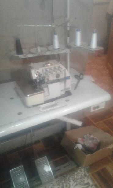 Швейные машины в Кыргызстан: Продаю машинки пятинитку состояние хорошее