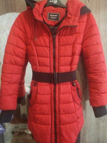 Продаю куртку б/у в хорошем состоянии,теплая.торг уместен
