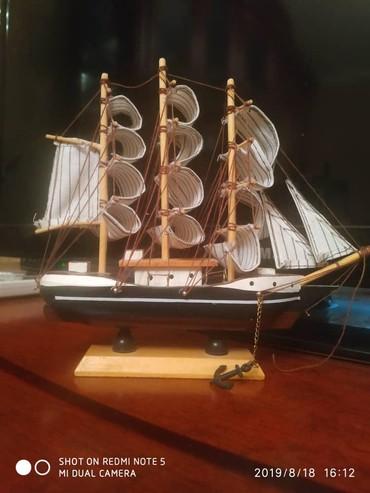 Модели кораблей - Бишкек: Кораблик сувенирный