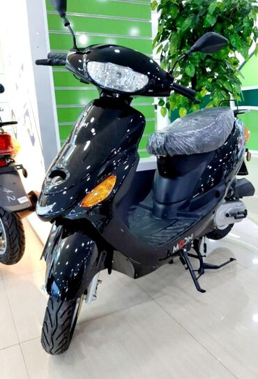 Mopedlər minimum ilkin ödəniş və 9 aylıq faizsiz kreditlə satılır!!!