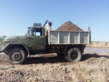 Отсев.Песок.Щебинь.Гравий.Глина.Камень под фундамент. в Бишкек