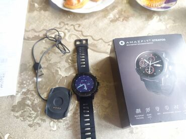kisi uecuen yay ckmlri - Azərbaycan: Xiaomi Amazfit Stratos Black ağıllı sport saat 6aydı cemi işlenib 250