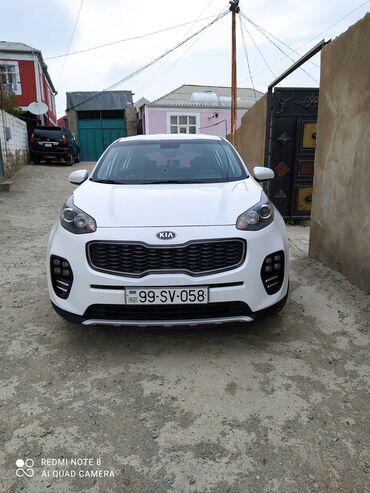 Avtomobillər - Azərbaycan: Kia Sportage 2 l. 2016 | 46500 km