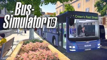 Bus simulator 16 - igrica za pc / laptop - Boljevac