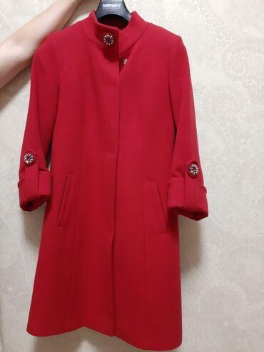 Продаю кашемировое пальто Цвет:темно малиновыйПроизводство