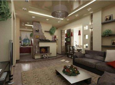 Отделочные работы:—профессионально и быстро сделаем отделку  квартир, в Бишкек