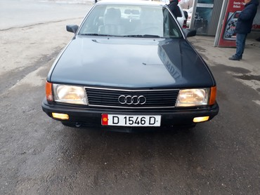 Audi 100 1989 в Базар-Коргон