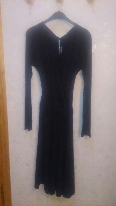 Bakı şəhərində Платье чёрное, длинное фирма bessini
