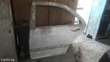 задняя левая дверь на мерс  S класс. цена 3500 сом  в Кара-Балта