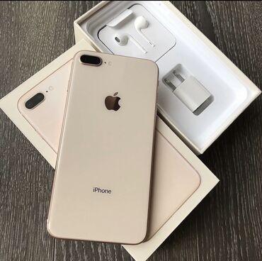 gold man бишкек in Кыргызстан   APPLE IPHONE: IPhone 8 Plus   Rose Gold Колдонулган   Бармак изи, Face ID