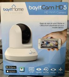 устройство морозильной камеры в Азербайджан: Bayit Ev kamerası HD  Ev kamerasıdır, wifi üzərindən işləyir. Kamerada