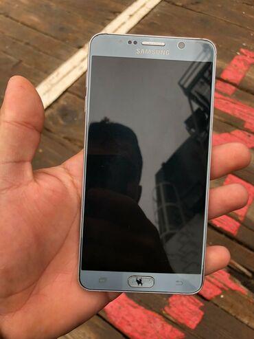 Samsung galaxy note - Азербайджан: Б/у Samsung Galaxy Note 5 32 ГБ Бежевые
