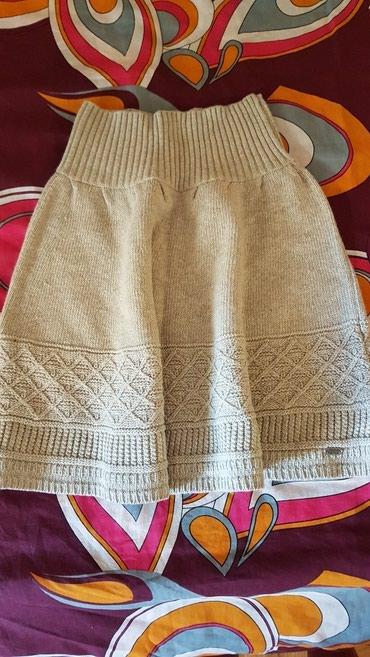 NOVA CENA 1800 DIN Zimska suknja NOVO legend suknja, nije nosena, S - Novi Sad