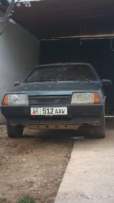 ВАЗ (ЛАДА) - Сулюкта: ВАЗ (ЛАДА) 21099 1 л. 2001 | 15000 км