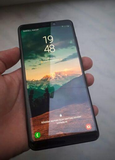 Elektronika Şəmkirda: İşlənmiş Samsung Galaxy A9 128 GB boz