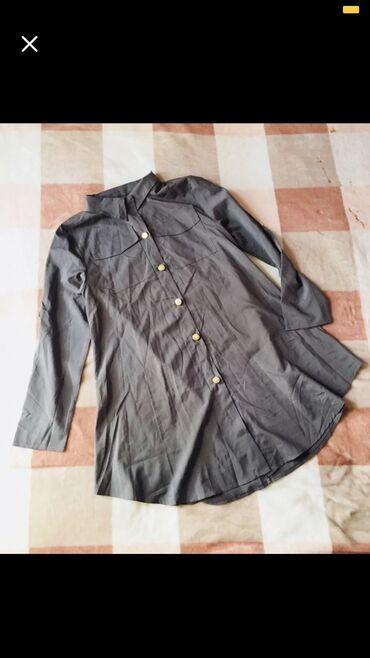 Новая рубашка-туника 44 размер, обмен