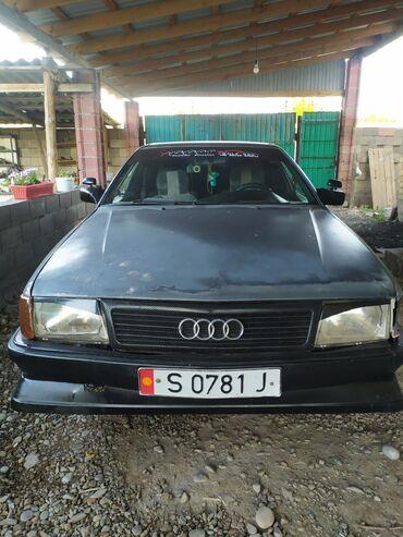 Транспорт - Беловодское: Audi 100 2.3 л. 1989