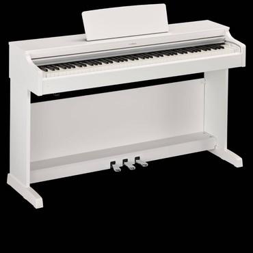 Фортепиано цифровое. Цифровое фортепиано. Yamaha YDP-163Самое важное