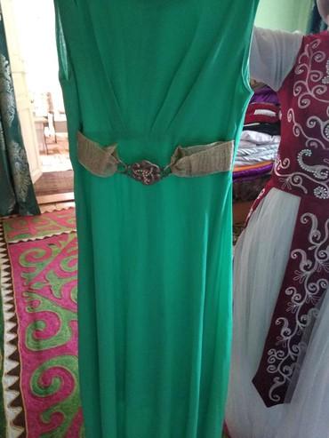 Женская одежда в Чон Сары-Ой: Продаю платье.44-размер состояние отличное одевала 2раза.г.Бишкек Цена