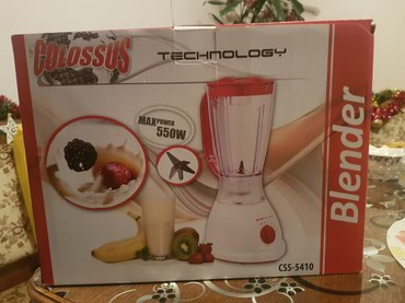 Colossus Blender, max power 550w, Novo - Smederevo