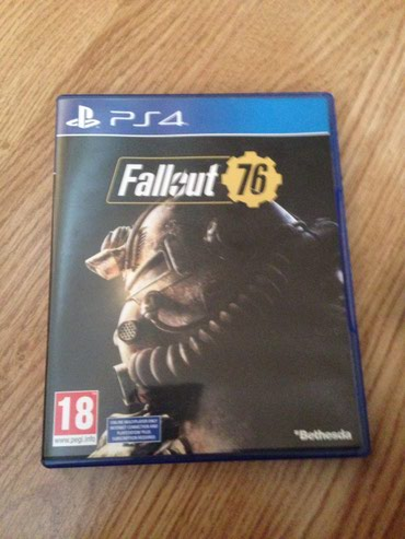 Fallout 76 for ps4 в Бишкек