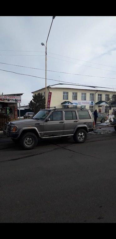 Jeep cherokee xj жылы 1988 3куб турбина в Кемин