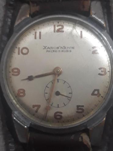 XarosWatch muški ručni sat na navijanje,ispravan i očuvan po ceni - Smederevska Palanka