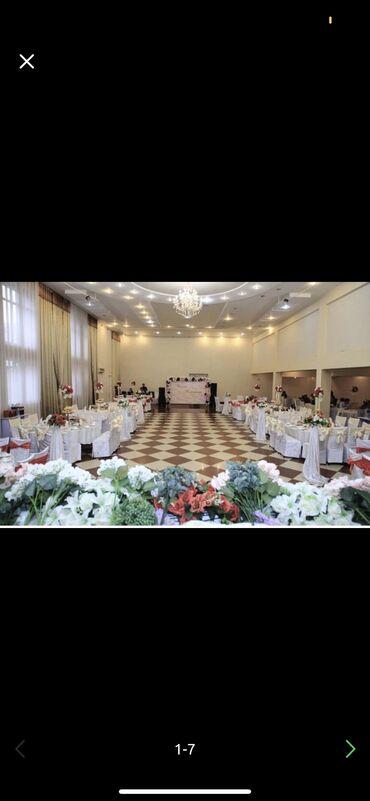 веники для бани в Кыргызстан: Сдаю Ресторан банкетный зал в аренду 250 посадочных мест полночью