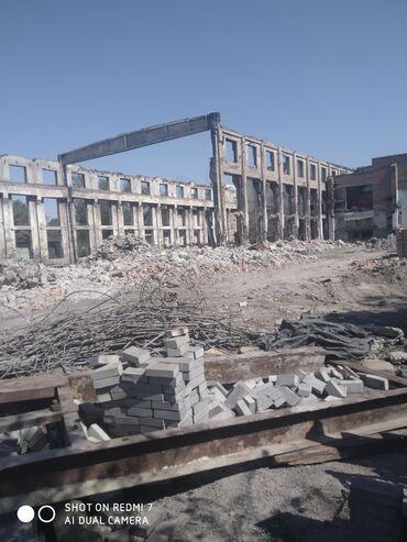 Коммерческая недвижимость - Кыргызстан: Куплю здание под снос дорого и склад