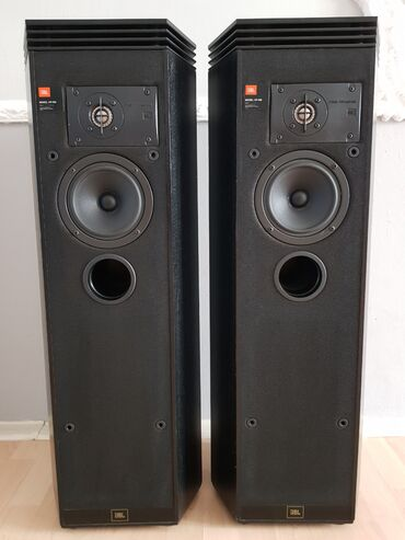 Zvučnici i zvučni sistemi | Srbija: Prodajem jbl hp-430 u lepom stanju i potpuno ispravne sem sto je