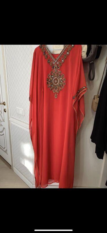 вечернее платье футляр в Кыргызстан: Очень красивое вечернее платье, в восточном стиле