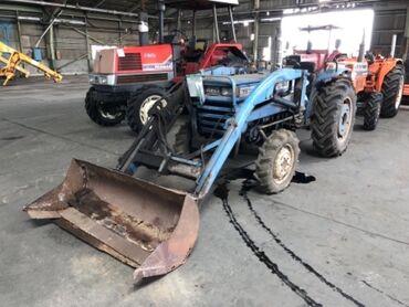 Хоппер ковш - Кыргызстан: Трактор Японский с ковшей Исеки TS3110, 4вд