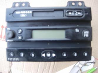 Fordov ugradni radio - Trstenik