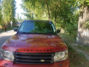 продажа лед ламп на авто в Кыргызстан: Land Rover Range Rover Sport 4.2 л. 2005