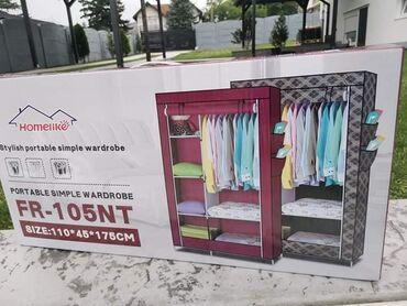 Prenosivi garderober DvokrilniSamo 2500 dinara. Porucite odmah u Inbox