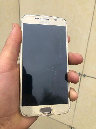 Б/у Samsung Galaxy S6 32 ГБ Золотой