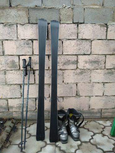 Лыжный комплект (NORDIKA) состояние почти в Бишкек